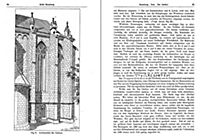 Bau- und Kunstdenkmäler der Stadt NAUMBURG 1903. Buch mit Karte - Produktdetailbild 3