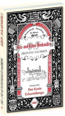 Bau- und Kunstdenkmäler des Kreises ECKARTSBERGA 1883, Heinrich Otte, Gustav Sommer