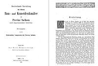 Bau- und Kunstdenkmäler des Kreises ECKARTSBERGA 1883 - Produktdetailbild 3