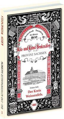 Bau- und Kunstdenkmäler des Kreises WEISSENFELS 1880, Heinrich Otte, Gustav Sommer