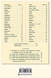 Bau- und Kunstdenkmäler des Kreises ZEITZ 1879 - Produktdetailbild 2