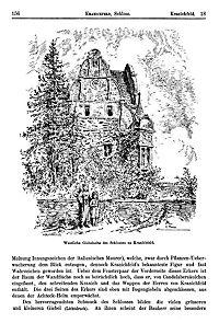 Bau- und Kunstdenkmäler Thüringens 07. Kreis Saalfeld - Amtsgerichtsbezirke KRANICHFELD und CAMBURG 1890 - Produktdetailbild 1