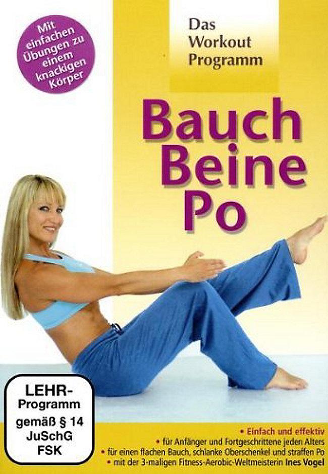 Bauch Beine Po Dvd Jetzt Bei Weltbildde Online Bestellen