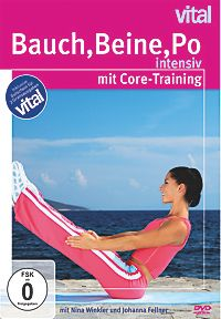bauch beine po 3 effektive core workouts film. Black Bedroom Furniture Sets. Home Design Ideas