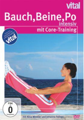 Bauch, Beine, Po intensiv mit Core-Training, Diverse Interpreten