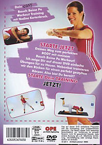 Bauch Beine Po Workout - Produktdetailbild 1