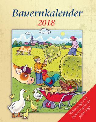 Bauern Abreißkal. 2018