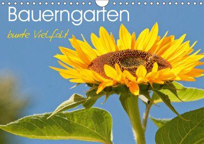 Bauerngarten - bunte Vielfalt (Wandkalender 2019 DIN A4 quer), Meike Bölts