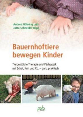 Bauernhoftiere bewegen Kinder -  pdf epub