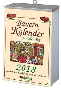 Bauernkalender für jeden Tag 2018 Textabreisskalender - Produktdetailbild 3
