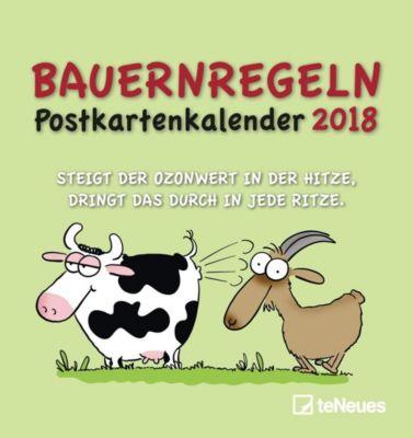 Bauernregeln 2018, Alexander Holzach
