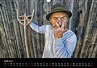BAUERNSCHLAU 2019 (Wandkalender 2019 DIN A3 quer) - Produktdetailbild 6