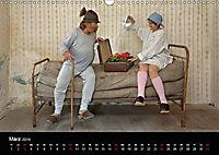 BAUERNSCHLAU 2019 (Wandkalender 2019 DIN A3 quer) - Produktdetailbild 3