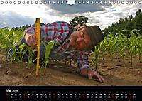 BAUERNSCHLAU 2019 (Wandkalender 2019 DIN A4 quer) - Produktdetailbild 5