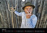 BAUERNSCHLAU 2019 (Wandkalender 2019 DIN A4 quer) - Produktdetailbild 6