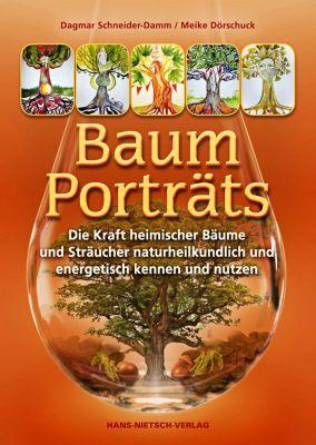 Baum-Porträts, Meike Dörschuck, Dagmar Schneider-Damm