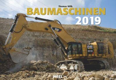 Baumaschinen 2019, Thomas Wilk