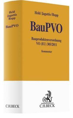 Bauproduktenverordnung VO (EU) 305/2011 (BauPVO), Kommentar -  pdf epub