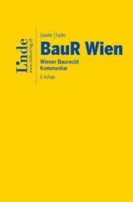 BauR Wien, Wiener Baurecht, Kommentar