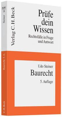 Baurecht, Udo Steiner