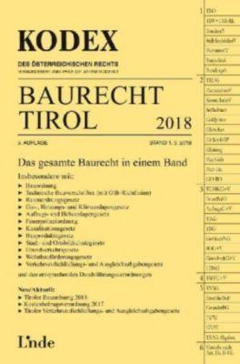 Baurecht Tirol 2018, Barbara Gstir