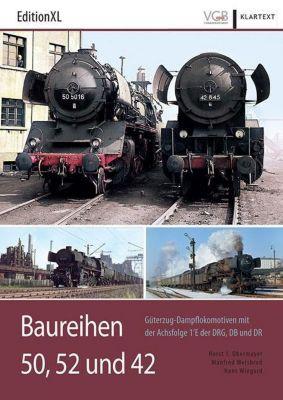 Baureihen 50, 52 und 42 -  pdf epub