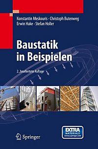 Springer lehrbuch statik der stabtragwerke ebook for Statik der stabtragwerke