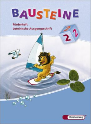 Bausteine Förder- und Forderhefte (2008): 2. Schuljahr, Förderheft Lateinische Ausgangsschrift, Ausgabe Nordrhein-Westfalen