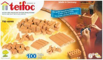 Bausteine gemischt, teifoc