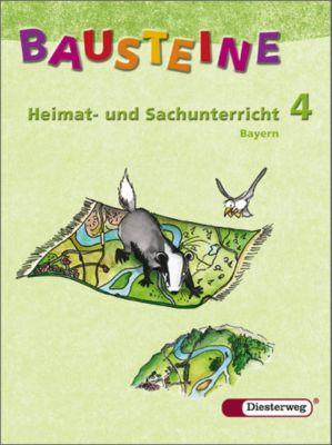 Bausteine Heimat- und Sachunterricht, Ausgabe Bayern, Neubearbeitung: 4. Jahrgangsstufe, Schülerband