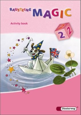 Bausteine Magic: 2. Klasse, Activity Book