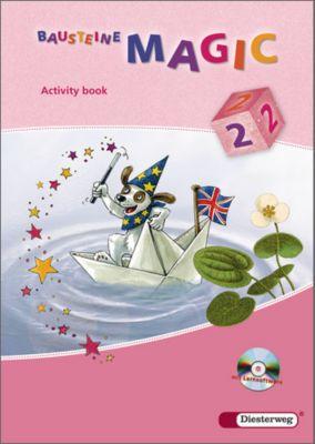 Bausteine Magic: 2. Klasse, Activity Book, m. CD-ROM