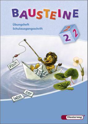 Bausteine Übungshefte, Ausgabe 2008: 2. Schuljahr, Übungsheft Schulausgangsschrift