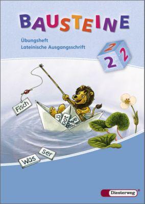 Bausteine Übungshefte, Ausgabe 2008: 2. Schuljahr, Übungsheft Lateinische Ausgangsschrift