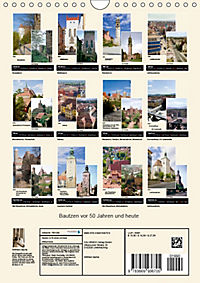 Bautzen vor 50 Jahren und heute (Wandkalender 2019 DIN A4 hoch) - Produktdetailbild 13