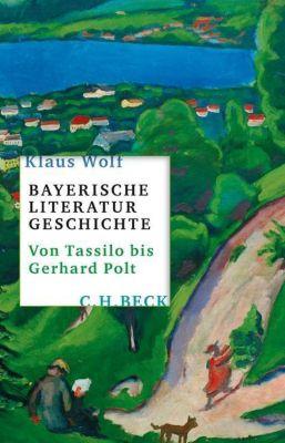 Bayerische Literaturgeschichte, Klaus Wolf