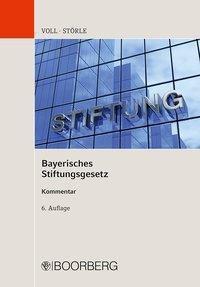 Bayerisches Stiftungsgesetz, Kommentar