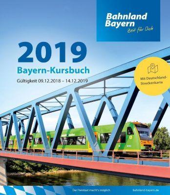 Bayern-Kursbuch 2019