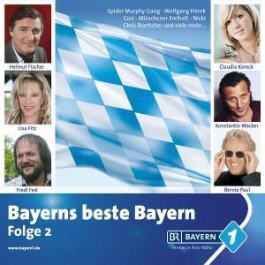 Bayerns beste Bayern - Folge 2, Diverse Interpreten