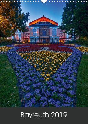 Bayreuth 2019 (Wandkalender 2019 DIN A3 hoch), Katrin Taepke