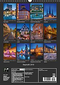 Bayreuth 2019 (Wandkalender 2019 DIN A3 hoch) - Produktdetailbild 13