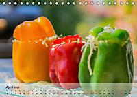 BBQ - Smoker Für Fleisch und Gemüse (Tischkalender 2019 DIN A5 quer) - Produktdetailbild 4