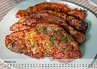 BBQ - Smoker Für Fleisch und Gemüse (Wandkalender 2019 DIN A3 quer) - Produktdetailbild 1