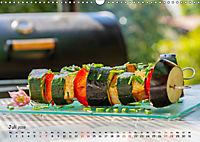 BBQ - Smoker Für Fleisch und Gemüse (Wandkalender 2019 DIN A3 quer) - Produktdetailbild 7