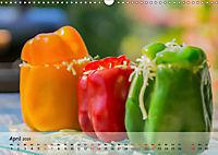 BBQ - Smoker Für Fleisch und Gemüse (Wandkalender 2019 DIN A3 quer) - Produktdetailbild 4