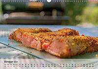 BBQ - Smoker Für Fleisch und Gemüse (Wandkalender 2019 DIN A3 quer) - Produktdetailbild 10