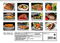 BBQ - Smoker Für Fleisch und Gemüse (Wandkalender 2019 DIN A3 quer) - Produktdetailbild 13
