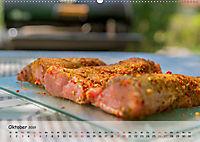 BBQ - Smoker Für Fleisch und Gemüse (Wandkalender 2019 DIN A2 quer) - Produktdetailbild 10