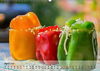 BBQ - Smoker Für Fleisch und Gemüse (Wandkalender 2019 DIN A2 quer) - Produktdetailbild 4