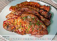 BBQ - Smoker Für Fleisch und Gemüse (Wandkalender 2019 DIN A4 quer) - Produktdetailbild 1